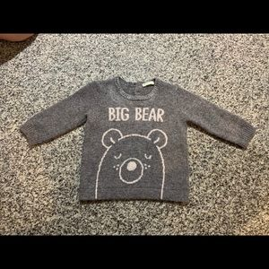 Bear Sweater by United Colors of Benetton